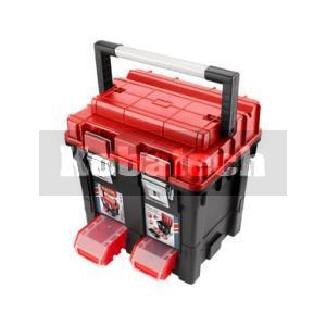 80f182797724a Extol Premium Kufor na náradie plastový, 450x350x450mm, 8856083