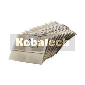 3699ec32a Kärcher Papierové filtračné vrecká 10 ks pre Bv5, 6.904-403.0